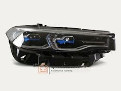 Bmw X7 G07 Headlight Laser Right 9481802 Top Condition