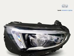 Mercedes Cls W275 Full Led A257 Headlight Left Complete Top