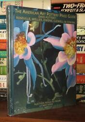Treadway, Don The American Art Pottery Price Guide Ohio Pottery Roseville, Well