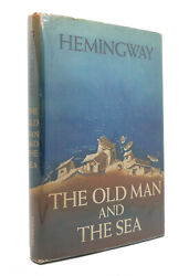 Ernest Hemingway The Old Man And The Sea 1st Edition 1st Printing