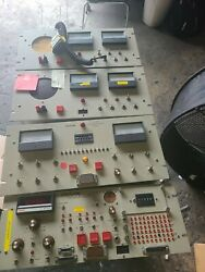 Linaire Lv 6 Test Panel La 5 2 Lx-3b Lot Of Equipment Total 5 And Cables