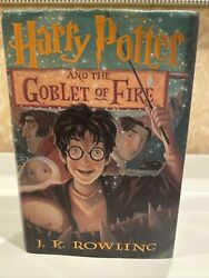 Harry Potter And The Goblet Of Fire By J. K. Rowling First American Edition 2000