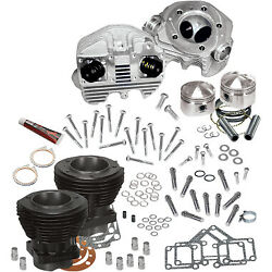 S And S Cycle 90-0097 74 Top End Kits