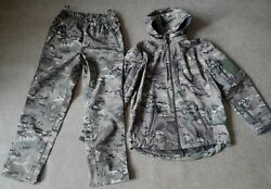 Russian Army Level 6 Extreme Cold/wet Weather Suit Camo Multicam Size L/r