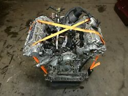 Audi A6 C7 Engine Motor 3.0 L Awd Supercharged 2015 2016 2017 15 16 17 @7