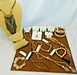Lot Of Charming Charlies Hypo-allergenic Necklaces, Bracelets,earrings Nwt