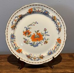 Raynaud And Co. Limoges France Vieux China Cake Plate
