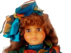 Collectible Doll . Unique Lissi Doll Scarlett 20 Produce In 1993..