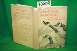 Leopold Aldo A Sand County Almanac And Sketches Her...