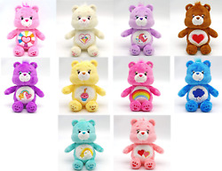 Care Bears Soft Stuffed Toy S Size Select Type Animal Plush Doll Care A Lot Bear
