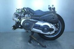 Engine Piaggio 500 Mp3 Business Abs 2014 - 2016/49 370 Kms / Part Motorbike