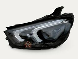 Mercedes Gle W167 A167 Multibeam Headlight Vollled Left Top Complete