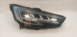 Audi A4 8w0 Headlight Right Vollled Top Condition
