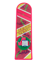 Michael J Fox + 3 Signed Autograph Cast Hoverboard - Back To The Future Bas 15