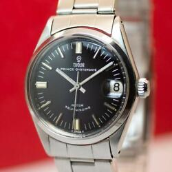 1968and039s Tudor Oysterdate 7970/0 Stainless Steel Automatic Menand039s Watch