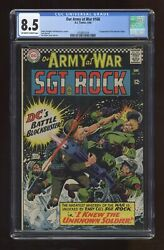 Our Army At War 168 Cgc 8.5 1966 1255831018