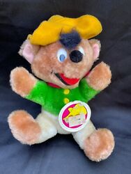 Vtg Warner Bros. Mighty Star Speedy Gonzales 8 Plush Mouse Figure All Tags 1980