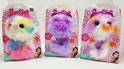Pomsies Boots - Sherbet - Kali Lot Of 3 New Set Light Up 2018 Hot Toy New