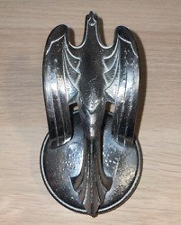 1930and039s Chevrolet Winged Flying Eagle Radiator Cap Hood Ornament 1932 1933 1934