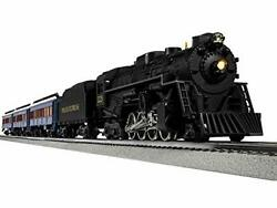 Lionel The Polar Express Lionchief 2-8-4 Set With Bluetooth Capability, Electric