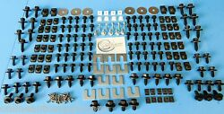 Front End Sheet Metal Hardware 216pc Kit Chevy Buick Pontiac Olds Cadillac