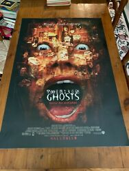 6 Original Rolled 2/s Movie Posters Double Sided - Horror - Thirteen 13 Ghosts