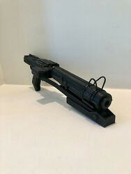 Star Wars Clone Trooper Dc-15 Blaster 11 Scale Prop Fully Assembled Weathered