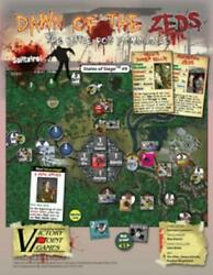 Victory Point Ga Wargame Dawn Of The Zeds - The Battle For Farmingdale 1s Ex