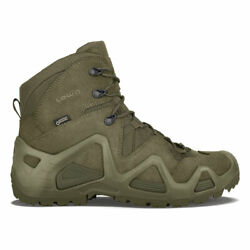 Lowa Zephyr Gtx Mid Tf Tactical Military Outdoor Boots Ranger Green