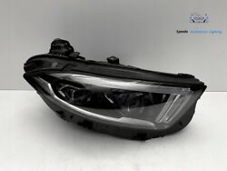 Mercedes Cls W275 Full Led A257 Headlight Right Complete Top