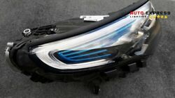 Mercedes Eqc A293 W293 Headlight Full Led Complete A2939067600 Right