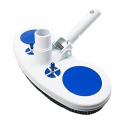 Air Relief Weighted Vacuum Head Swimming Pool Spa Vinyl 13andrdquo Wide Cleaning Path