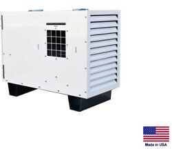 Portable Heater Commercial/industrial - Ductable - Lp And Ng Fired - 110833 Btu