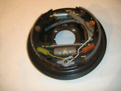 Chevy S10 Right Rear Brake Backing Plate Shoes + Hardware 95 - 05 Yr Gmc Sonoma