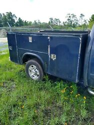 Utility Bed Off Of 3500 Chevy Lwbandnbsp