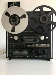 Teac X-1000r Reel Open Tape Recorder-andnbspexcellent Condition.