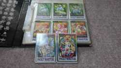 Pokemon Cards Japanese Carddass Complete 151 Set Part 3+4 No.000 1997 W/file