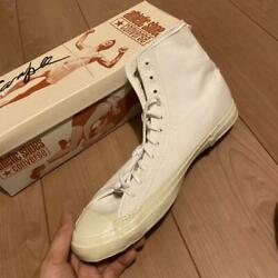 Converse Chuck Taylor 50and039s Us8.5 Eu42 Uk7.5 Size W/box From Japan