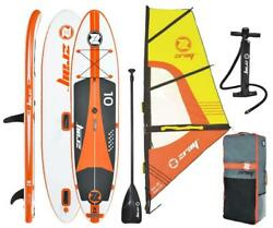 Zray W1 Pro Premium Planche Andagrave Voile 10.0 Sup Board Stand Up Paddle Surf-board