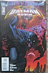 Batman And Robin 0 – 40 Plus Extras. New 52 Joker First Prints Variant Covers