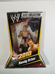 Wwe Elite Collection Randy Orton Figure Best Of 2010 Series
