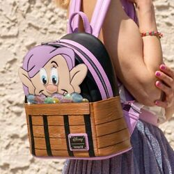 Dopey Loungefly Mini Backpack