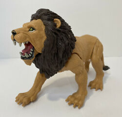 Lion King Of The Jungle Chap Mei Figure Toys R Us Push Button To Bite