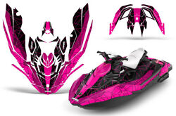 Jet Ski Graphics Kit Decal Wrap For Sea-doo Bombardier Spark 2 Up 14-18 Geo P