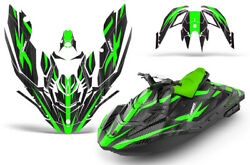 Jet Ski Graphics Kit Decal Wrap For Sea-doo Bombardier Spark 3 Up 14-18 Zoot G