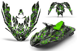 Jet Ski Graphics Kit Decal Wrap For Sea-doo Bombardier Spark 2up 14-18 Tune In G