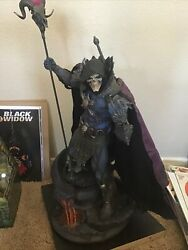 Sideshow Skeletor Collector Edition 538/4000