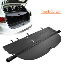 Retractable Trunk Cargo Cover Tonneau Security Shade Fit Nissan Murano 2015-2019