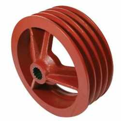 Feeder Drive Pully - 12 Fits Case Ih 1688 1688 2388 2388 1680 1680 2188 2188