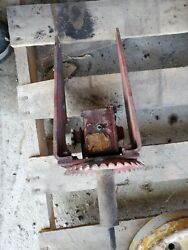 Big Mow Swisher Gearbox For Front Steering Wheel Lawn Mower Parts